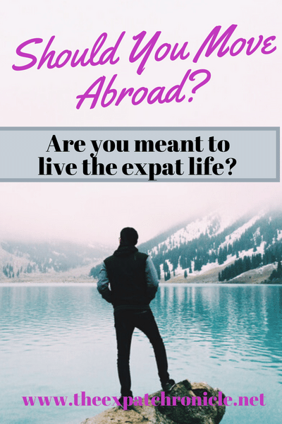 Quiz for Should You Move Abroad?